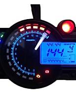 Недорогие -FW-029-01 Мотоцикл Счётчик пробега / Манометр / Спидометр для Мотоциклы Все года измерительный прибор Антистатический / тахометр