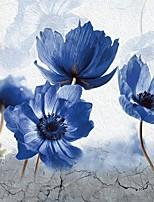 Недорогие -Оконная пленка и наклейки Украшение С цветами Цветочный принт ПВХ Новый дизайн / Cool