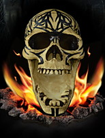 baratos -Decorações de férias Decorações de Halloween Halloween Entertaining Decorativa Bege 1pç