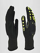 abordables -1 paire Polyéthylène Gants de protection Protection Équipement de sécurité et de protection Antidérapant Résistant