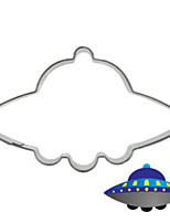 Недорогие -Инструменты для выпечки Нержавеющая сталь Творческая кухня Гаджет Печенье / Для приготовления пищи Посуда Десертные инструменты 1шт