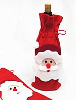 economico -Sacche e borse porta-vino Vacanza Non intrecciato Rettangolare Feste / Originale Decorazione natalizia