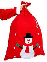 baratos -Bolsa / Natal Natal / Férias Tecido Rectângular Novidades Decoração de Natal