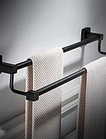 Недорогие -Держатель для полотенец Новый дизайн Современный Нержавеющая сталь 1шт Двуспальный комплект (Ш 200 x Д 200 см) На стену