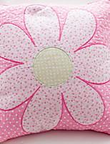 baratos -1 pçs Algodão Cobertura de Almofada, Floral Moderno / Contemporâneo
