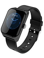 cheap -Smartwatch B38 for Android iOS Bluetooth Waterproof Heart Rate Monitor Blood Pressure Measurement Touch Screen Calories Burned Pedometer Call Reminder Activity Tracker Sleep Tracker