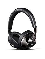 abordables -LASMEX H120 Bandeau Câblé / Sortie Audio Ecouteurs Ecouteur Acier Inoxydable / Similicuir / Métal Pro Audio Écouteur Stereo / LA CHAÎNE HI-FI Casque