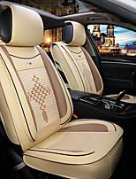 Недорогие -ODEER Чехлы на автокресла Чехлы для сидений Бежевый текстильный / Искусственная кожа Общий Назначение Универсальный Все года Все модели