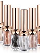 cheap -6 Colors Eye Shadow EyeShadow Glitter Shine / smoky Long Lasting Daily Makeup / Halloween Makeup / Party Makeup Makeup Cosmetic