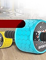 """cheap -15"""" (38 cm) Ab Wheel Roller With Flexible Stretching Rubber For Fitness / Gym / Workout Body Part"""