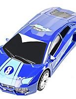 Недорогие -Игрушечные машинки Гоночная машинка Мода Автомобиль Компактный дизайн Полипропилен + ABS Дети Детские Мальчики Девочки Игрушки Подарок