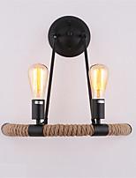 baratos -Estilo Mini Simples / Vintage Luminárias de parede Sala de Estar / Corredor Metal Luz de parede 110-120V / 220-240V 60 W