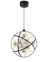 Недорогие -QIHengZhaoMing Монтаж заподлицо Рассеянное освещение 110-120Вольт / 220-240Вольт, Теплый белый, Светодиодный источник света в комплекте