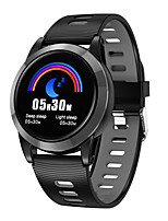 cheap -Smart Bracelet Smartwatch R15 for Android iOS Bluetooth Waterproof Heart Rate Monitor Blood Pressure Measurement Calories Burned Exercise Record Pedometer Call Reminder Sleep Tracker Sedentary