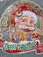 baratos -Natal Férias Plástico Desenho Animado / Festa Decoração de Natal
