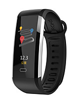 cheap -Smart Bracelet Smartwatch WQ6 for Android iOS Bluetooth Waterproof Heart Rate Monitor Blood Pressure Measurement Calories Burned Exercise Record Pedometer Call Reminder Sleep Tracker Sedentary