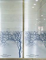 cheap -Window Film & Stickers Decoration Contemporary Character PVC(PolyVinyl Chloride) Window Sticker