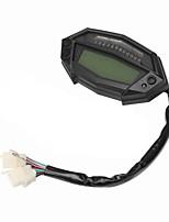 Недорогие -MLS017 Мотоцикл Тахометр / Спидометр для Мотоцикл Все года 9-5 / Универсальный измерительный прибор Защита от пыли / Водонепроницаемый