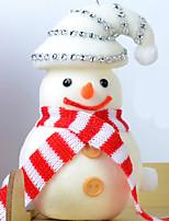 baratos -Enfeites de Natal Natal / Férias Não-Tecelado Cubo Novidades Decoração de Natal
