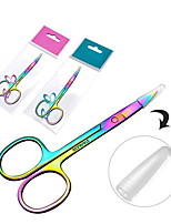 baratos -Design Moderno / Conjuntos / Multifunção Maquiagem 3 pcs Aço Inoxidável Maquiagem para o Dia A Dia Cravos Cosmético Artigos para Banho & Tosa