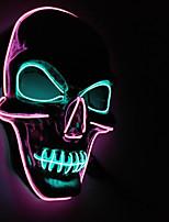 Недорогие -BRELONG® Светодиодная маска Аккумуляторы AAA Творчество / 3 режима / Новый дизайн <5 V