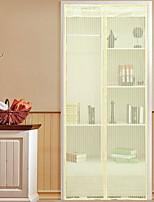 Недорогие -Панель двери Шторы занавески Запись и грязелечения Геометрический принт Полиэстер Активный краситель