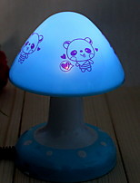 cheap -1pc LED Night Light AC Powered Cartoon / Adorable 220-240 V