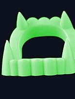 Недорогие -Праздничные украшения Украшения для Хэллоуина Хэллоуин Развлекательный Держать в руке Изумрудно-зеленый 1шт