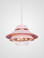 abordables -CONTRACTED LED Lanterne Lampe suspendue Lumière dirigée vers le bas - Style mini, Créatif, Design nouveau, 110-120V / 220-240V Ampoule non incluse