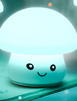 cheap -1pc LED Night Light USB / AC Powered Cartoon / Color-Changing / Adorable <=36 V
