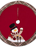 baratos -Ornamentos Natal Não-Tecelado Desenho Animado Decoração de Natal