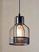 baratos -CXYlight Luzes Pingente Luz Descendente Acabamentos Pintados Metal Estilo Mini 110-120V / 220-240V Lâmpada Não Incluída / E26 / E27