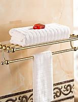 Недорогие -Полка для ванной Новый дизайн / Многофункциональный Modern Нержавеющая сталь 1шт На стену
