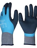 Недорогие -wg-318 нейлоновые / резиновые защитные перчатки 0,25 кг