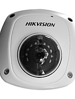 billiga -HIKVISION DS-2CD2543G0-IWS 4 mp IP-kamera Inomhus Stöd 128 GB / CMOS / Dynamisk IP Adress / Statisk IP Adress / iPhone OS / Android