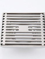 Недорогие -Слив Новый дизайн Современный Нержавеющая сталь / железо 1шт истощать На стену