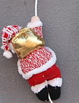 Недорогие -Рождественские украшения Праздник Ткань Квадратный Мультипликация Рождественские украшения
