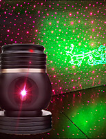 Недорогие -BRELONG® 1шт Небесный проектор NightLight Другие аккумуляторные батареи Мультипликация / Творчество / Креатив 5 V
