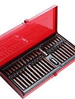 Недорогие -Хромированная ванадиевая сталь для ремонта автомобилей 40 в 1 Наборы инструментов