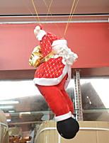 baratos -Natal / Enfeites de Natal Férias Tecido Cubo Novidades Decoração de Natal