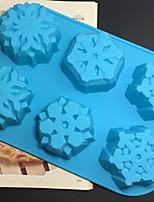 Недорогие -Инструменты для выпечки Силикон Многофункциональный / Творческая кухня Гаджет Для торта / многообещающий Десертные инструменты 1шт