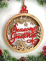 Недорогие -Больше аксессуаров Дерево 1 шт. Рождество / Деревенская тема