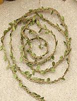 abordables -Déco de Mariage Unique Résine / Plastique Décorations de Mariage Mariage / Festival Thème floral / Créatif / Mariage Toutes les Saisons