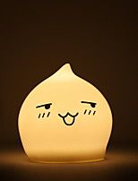 abordables -1pc LED Night Light USB Design nouveau / Couleurs changeantes / Adorable 5 V