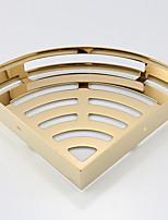 Недорогие -Полка для ванной Новый дизайн Современный Нержавеющая сталь 1шт На стену