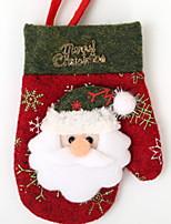 Недорогие -Рождество Праздник Ткань Оригинальные Рождественские украшения