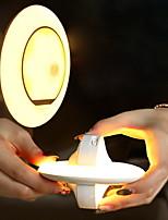 Недорогие -1шт LED Night Light Тёплый белый USB обожаемый / Креатив 5 V