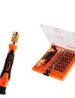 preiswerte -Chrom Molybdän Stahl Apple Samsung Reparatur 45 in 1 Werkzeug Set