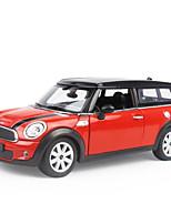 Недорогие -Rastar Игрушечные машинки Транспорт моделирование утонченный Пластиковые & Металл Металлический сплав Детские Все Мальчики Девочки Игрушки Подарок 1 pcs
