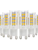 baratos -YWXLIGHT® 6pcs 4 W 300-400 lm E14 / G9 / G4 Luminárias de LED  Duplo-Pin T 51 Contas LED SMD 2835 Branco Quente / Branco Frio 220-240 V